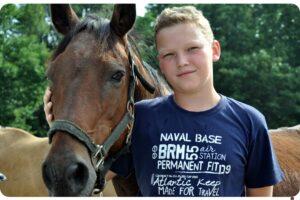 Horseback Riding at YMCA Camp Mason