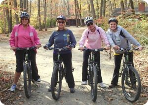 Women's Wellness Weekend: Columbus Day Weekend @ YMCA Camp Mason | Hardwick | New Jersey | United States